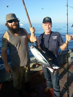Listen: Albacore on the Outer Limits! Lots more too. – http://pforadio.com/wp-content/uploads/2014/09/BasslerAlbacore091814.mp3 Dear friend Patrick Basler has been fishing all his life. He's seen it all and in many different countries like Costa Rica where his new bride is from. Basler called his recent trip one of the best he's ever seen. The accomplished angler caught numerous yellowfin tuna, dorado, and one of the very few albacore we have seen this year. In this exclusive PFO...