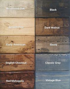 Dark wood stain colors on pine Ideas Metal Tree Wall Art, Wood Wall Art, Painted Wood Walls, Wood Bedroom Wall, Reclaimed Wood Walls, Pallet Wood Walls, Wood Colors, Deck Stain Colors, Cabinet Stain Colors