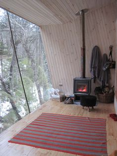 Winter Cabin In Malalcahuello / MC2 Arquitectos