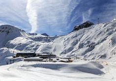 Kitzsteinhorn – auf 3029m Höhe