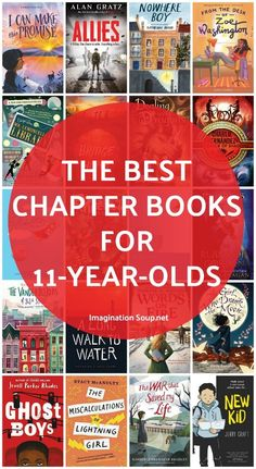 Best Books for 11 Year Olds Grade) Get your kids to read! Find the best chapter books for 11 ye 6th Grade Reading, 6th Grade Ela, Sixth Grade, Kids Reading, Reading Lists, Books For Boys, Childrens Books, Tween Books, Best Books For Tweens