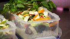 Pork balls, noodles & pickles | Vietnamese recipes | SBS Food