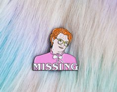 Barb was the best. Show your love for her with this Barb Pin #Justiceforbarb