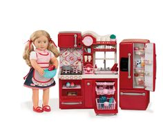 How to decorate your ag dolls room for christmas - 1000 Images About Our Generation Doll On Pinterest Our