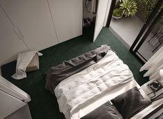 Bedroom angle