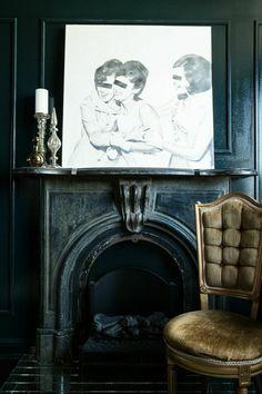AT HOME WITH: Lizette Bruckstein   Rue