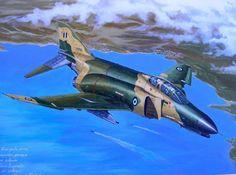 F-4E Vietnam by Kostas Kavvathias