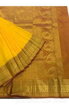 Pure kanchipuram finish south silk weave! #silk #Puresilk #onlineshopping #online #WednesdayWisdom #USA #Fashion