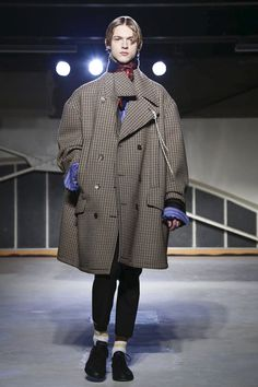 Raf Simons Menswear Fall Winter 2016 Paris
