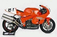 Harley Davidson VR1000 #harleydavidson