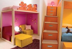 Dear unborn kids, say thank you to Pinterest for you amazing future bedrooms,  Sincerely you're future mother