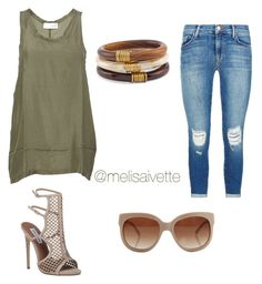 """""""Casual  Outfit"""" by jaoruby on Polyvore featuring Steve Madden, J Brand, Faith Connexion, Chico's and STELLA McCARTNEY"""
