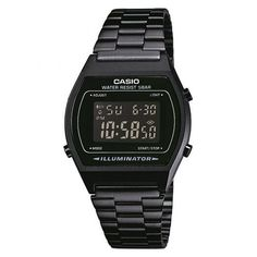 208f8d4959c Casio Collection Unisex-Uhr Digital mit Edelstahlarmband – B640WB -  AmazingMarket.de