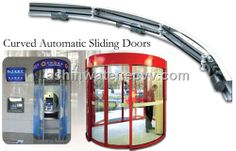 MW250B Curved Automatic Sliding Door - China curved automatic sliding door