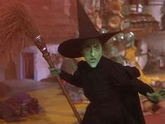 The Wizard of Oz - Wicked Witch