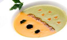 Receta de Crema de calabaza y brócoli #recetasdecocina
