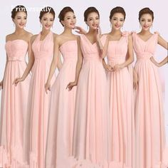 311e1685fa71 16 fantastiche immagini su Vestiti da matrimonio per damigelle d ...