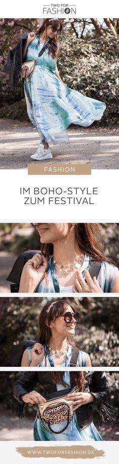 0e165dcee9 Boho Vibes gehören auf Festivals dazu, wie gute Musik. Unseren Festival-Look  im