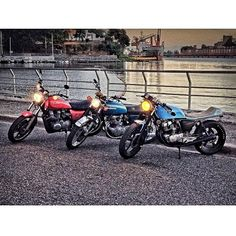 A shot by nuno da silva of @Doña Asparragus and friends in the Domenican Republic #caferacerxxx #caferacerworld #caferacerculture #Padgram