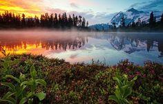 20 Stunning Natural Mirrors Photography