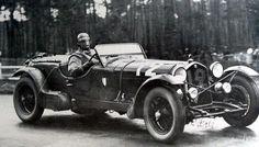 24H LE MANS 1935 - ALFA ROMEO 8c 2300 #12 - Pierre-Louis Dreyfus - Henri Stoffel