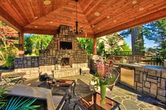 Portland Landscaping Outdoor Living - mediterranean - patio - portland - Paradise Restored Landscaping & Exterior Design