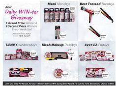Kiss Nails Daily WIN-ter Holiday Giveaway