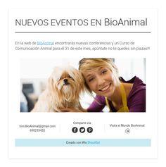 NUEVOS EVENTOS EN BioAnimal