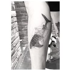 Whale shark for the G at the Doctor's Office pop up Sea Life Tattoos, Ocean Tattoos, Whale Tattoos, Leg Tattoos, Fish Tattoos, Sleeve Tattoos, Tatoos, Whale Shark Tattoo, Whale Sharks