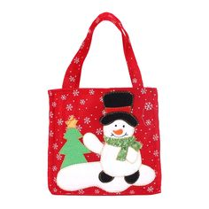 Festival Fashion New Santa Claus Gift Bags Merry Christmas Candy Bags Decorations #>=#>=#>=#>=#> Click on the pin to check out discount price, color, size, shipping, etc. Save and like it!