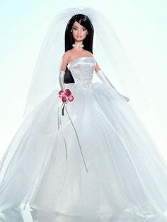 Barbie Wedding Gown HD Wallpapers Free Download