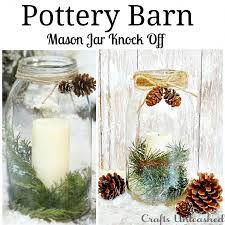 christmas decorating with mason jars - Google Search