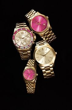 Pink Michael Kors Watches #Michael #Kors #Watches  low price available at http://queenstorm.us/