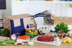 Subscription Gift Boxes That Should Be on Every Expectant Mother's Radar: Blue Apron