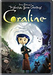 Coraline-Henry Selick not Tim Burton film Kid Movies, Scary Movies, Great Movies, Horror Movies, Girly Movies, Netflix Horror, Family Movies, Coraline Movie, Coraline Jones