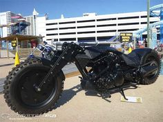 2012 Rat's Hole 40th Custom Bike Show Daytona Picture 7 of 19 - Motorcycle USA
