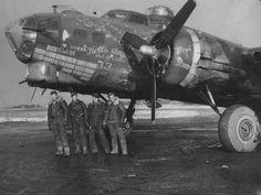 B-17G UK 1944