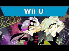 We've received some new video in the run up to next weekend's Splatfest. This track is the hottest thing in Inkopolis right now, and it's sung by the legendary squid sisters!