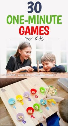 29 Exciting and Easy One minute Games For Kids : One minute games for kids are simple and easy to organize. MomJUnction shares a list of exciting games that will keep your kids engaged. Kids Games For Girls, Games For Little Kids, Easy Games For Kids, Birthday Games For Kids, Games To Play With Kids, Educational Games For Kids, Games For Toddlers, Group Games For Kids, Children Games