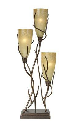 El Dorado 3-Light Uplight - American Home