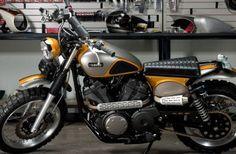 La nueva Yamaha SCR950 no era una Scrambler…hasta ahora