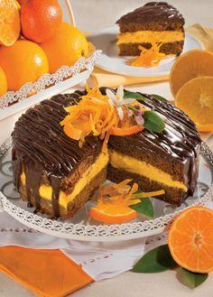 Torte Cake, Beautiful Fruits, I Love Food, Ricotta, Italian Recipes, Tiramisu, Cheesecake, Food Porn, Food And Drink