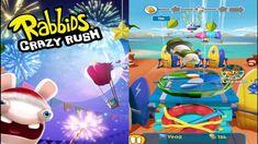 rabbids crazy run crush truco mapa especial gameplay ios