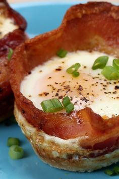 Bacon-Ei-Käse-Cups http://bzfd.it/BaconEiKäseCups
