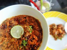Prawn Masala Curry with Spicy Tadka| Easy and Tasty Prawn Masala Curry