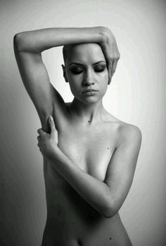 Bald women are beautiful...whether by choice, need or circumstance!