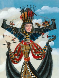 "Illustrator Maxim Mitrofanov Author Lewis Carroll fairy tale ""Alice in Wonderland"" Country Russia Year 2011 Publisher Rosman Tim Burton, Alice In Wonderland Book, Illustrators, Through The Looking Glass, Illustration, Art, Fairy Tales, Zelda Characters"
