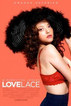 Lovelace ~ movie poster