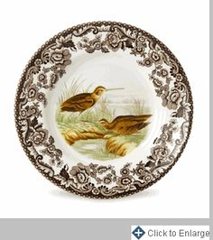 Woodland Bread and Butter Plate 6.5 in. (Snipe)