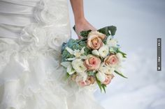 Like this - vintage bouquet |  wren photography | CHECK OUT MORE GREAT VINTAGE WEDDING IDEAS AT WEDDINGPINS.NET | #weddings #vintagewedding #weddingvintage #oldweddingphotos #events #forweddings #iloveweddings #romance #vintage #planners #old #ceremonyphotos #weddingphotos #weddingpictures